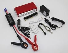 1+6pcs LED light & smart data show clip jump starter KL-ZH7