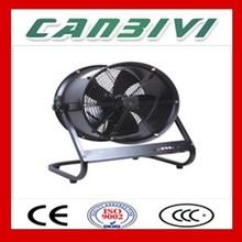 De alto rendimiento 300 mm tipo de suelo estufa de leña ventiladores para la avicultura