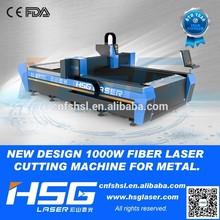 Stainless steel, mild steel, brass, copper, aluminium cutting fiber laser machine