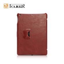 icarer genuine leather case for iPad mini