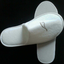 best selling product hotel amenities disposable towel terry slipper hotel equipment