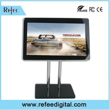 Large assortment table stand media player, 1080p rotatable All In One PC Touch