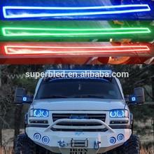 GMC top light 1223mm 5050SMD RGB LED LIGHT BAR 12V