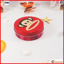 packaging boxes candy,cookie tin container,candy tin can
