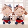 Bonito dos desenhos animados promoção marinheiro casais bonecas de presentes de aniversário