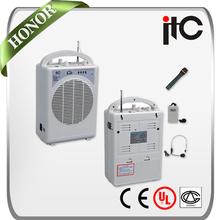 ITC T-6020B Portable Professional wireless teachers voice amplifier