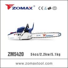 ZOMAX power tool 54cc 2.2kW ZM5420 chainsaw ignition coil 2 stroke gasoline