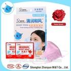 Pink Rose Scent Adult 3D Prevent Haze Face Mask