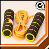 Hot sale PVC /pvc jump rope crossfit jump rope with sponge handle jump rope