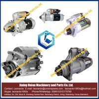 starter motor for Isuzu 4JB1 DH55 starting motor 12V 2.5-4.0KW M008T77075 11T-Q40