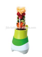 0.4l portable plastic colorful automatic orange juicer