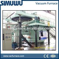 Cycle vacuum induction melting furnace,vacuum induction melting furnace,gas quenching