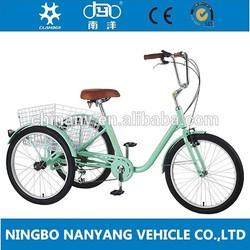 2015 Steel 6 Speed Tricycle / Trike / new model tricycle
