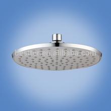 Luxury chromed ABS head shower