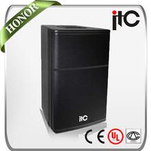 ITC TS-812 Top grade amusement active speaker 12 inch subwoofer