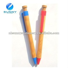 best selling eco recycled ball pen,wood pen ,bambo pen