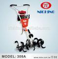 مصغرة محترف تايوان nichino 3.5hp صغيرة جرار زراعي