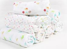 Baby Care Summer/gauze Muslin Swaddle Blanket