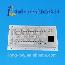 Auto computer metal keyboard backlight