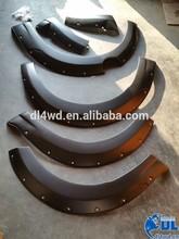 2012-2014 BT50 Accessories BT50 Big Fender Flares Kit For Mazda