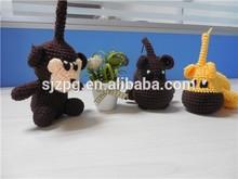 2015 factory crochet Stuffed Amigurumi Doll animals