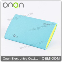 ONAN Factory Direct Sale External Battery Power Bank Case For Smartphone