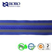 RORO151450#5 dark blue long chain plastic waterproof zipper