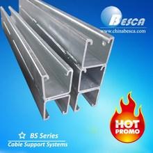 Back to Back Steel Strut Channel/ U Channel (UL certified)
