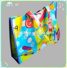 2014 Farmax convenient design non-woven drawstring shoe bag