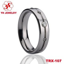2015 Fashion Tungsten Carbide Ring Hands Clasped Romance / Engagement Wedding Ring