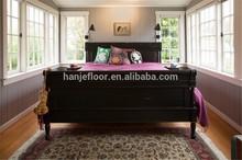 the best selling maple wide plank flooring longboard deck walnut wood price