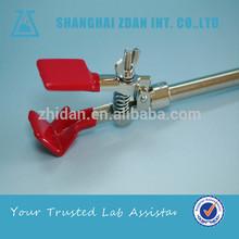 Jaw ronda ( agitar ) laboratorio Clamp