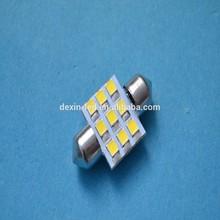 led light festoon light 12v for car