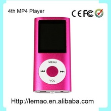 MP4 Player Portable ,microSD slot for cards up to 32 GB, AMV MP3, FM radio, E-book, built-in speaker
