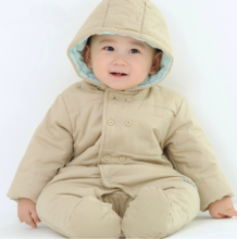 2015 Baby Winter clothes/baby clothing/baby romper