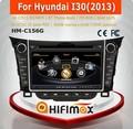 Hifimax touch screen autoradio per la hyundai i30 auto dvd gps sistema di navigazione con a8 chipset dual core 1080p v-20 wifi 3g disco