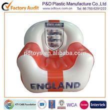 ASTM PVC air inflatable chair throne
