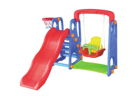 indoor home swing and slide for baby