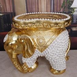 resin indoor decorative elephant statues