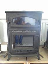 cast iron wood burning stove fireplaces