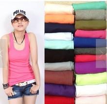 women printed tank tops wholesale cotton gym tank tops in bulk B028