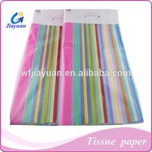 Company brand /company logo printing tissue paper