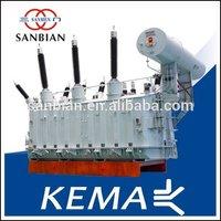 230KV Oil Immersed Power Transformer