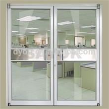 High quality new design office glass doors