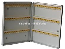 Aluminum Mechanical Key Box for Home and Office (72 Keys)
