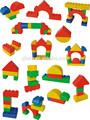 Nuevo 2015 pequeño juguetesdeplástico/preescolar jugueteseducativos/juguete de madera educativo