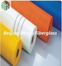 outside wall use, Runya 125g/m2,5*5mm,,coated alkali-resistant fiberglass mesh