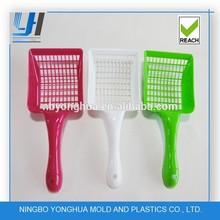 C611 plastic pet accessories cat litter poop scoop