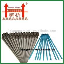 j421 welding electrode e6013 copper bridge brand aws e6013 welding rod