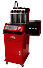 Fuel injector diagnostic and cleaner HO-6C , testering machine